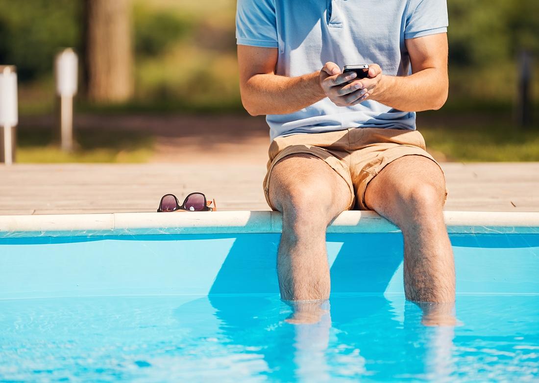 domotiser sa piscine