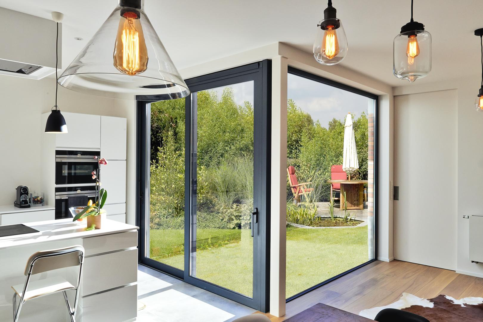 tendances en matière de fenêtres et de portes