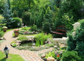 travaux de création de jardin