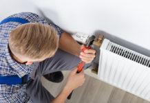 installation d'un radiateur électrique