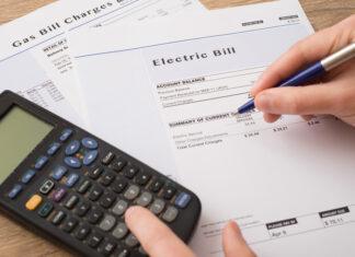 facture d'éléctricité
